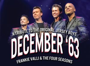 December '63: Tribute To The Jersey Boys